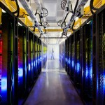 Instalaciones en centros de datos de Google - Racks en Council Bluffs